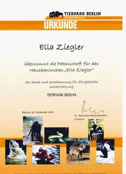 Ella Ziegler - ELLA ZIEGLER